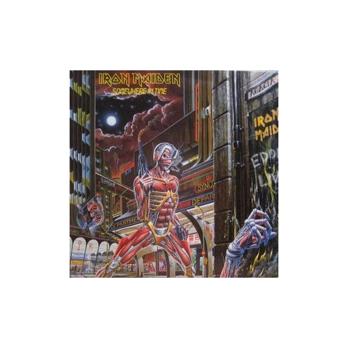 Iron Maiden - Somewhere In Time (Vinyl LP)
