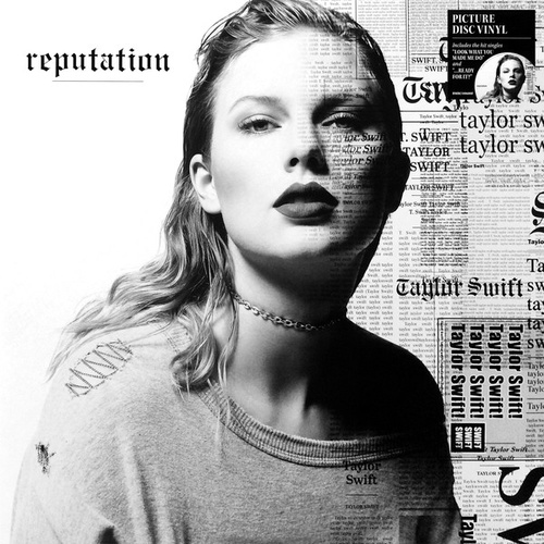 Taylor Swift ‎– Reputation (Picture Disc)