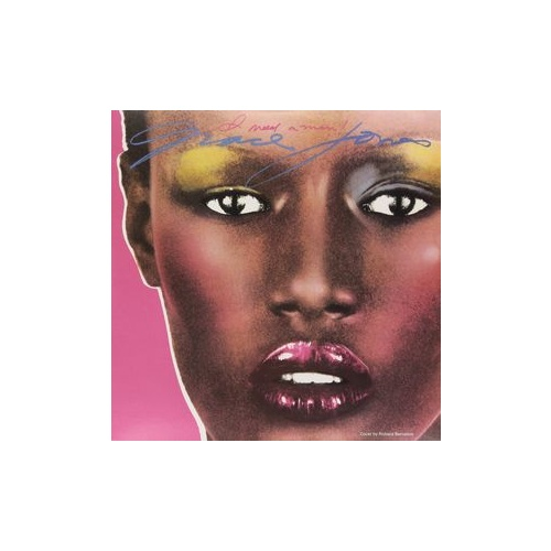 Grace Jones - I Need A Man! (Vinyl EP)