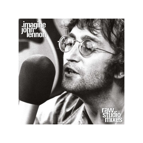 John Lennon ‎– Imagine The Raw Studio Mixes (Vinyl LP)