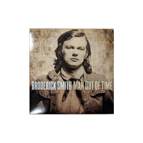 Broderick Smith ‎– Man Out Of Time (Vinyl LP)