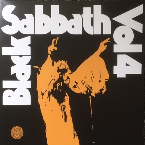 Black Sabbath - Black Sabbath Vol 4 (Vinyl LP)