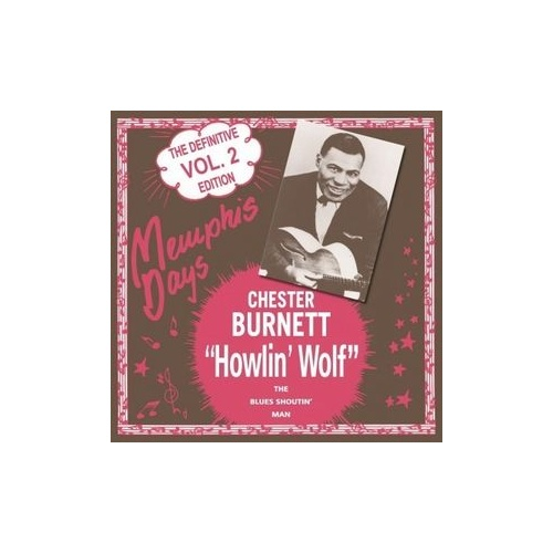 Howlin' Wolf - Memphis Days - The Definitive Edition, Vol. 2 (Vinyl LP)
